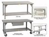ALL-WELDED EXTRA HEAVY DUTY WELDED WORKBENCHES