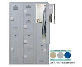 LENOX® PLASTIC LOCKERS