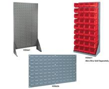 LOUVERED HANGING SYSTEMS