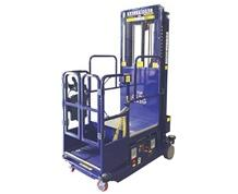 DRIVABLE POWER STOCKER LIFT