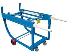 DELUXE ROTATING DRUM CARTS